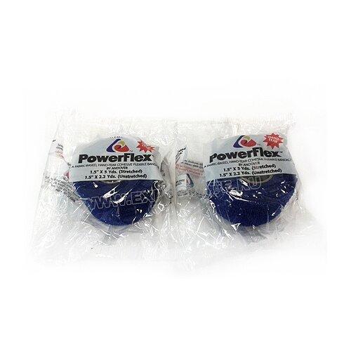 Лента хоккейная для рукоятки Power Flex цветная 4,5 м L917, Синий