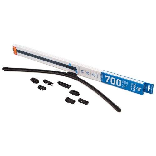 Щетка стеклоочистителя бескаркасная ClimAir CL-700 700 мм, 1 шт.