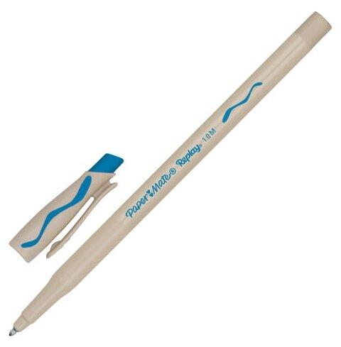 Paper Mate Ручка шариковая Replay M, 1.2 мм — купить по выгодной цене на Яндекс.Маркете