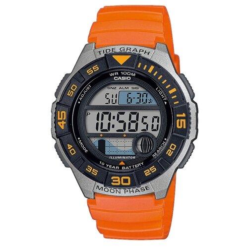 Наручные часы CASIO WS-1100H-4A ws 486 часы исида богиня материнства и плодородия