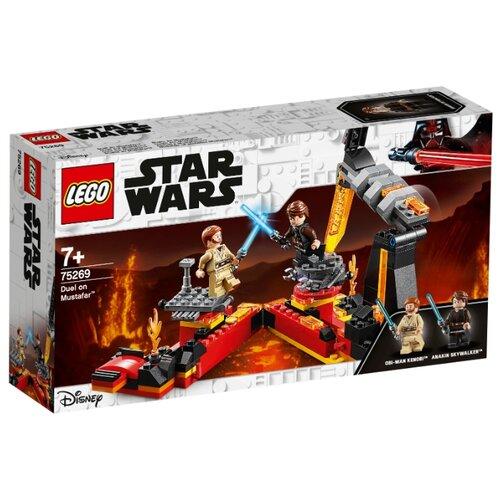 Купить Конструктор LEGO Star Wars 75269 Бой на Мустафаре, Конструкторы