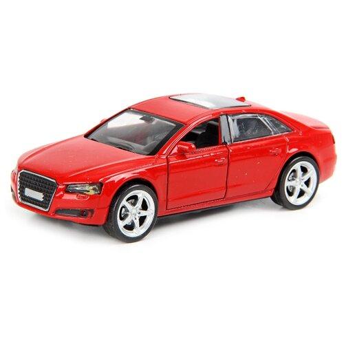 Легковой автомобиль Hoffmann Manchester Trip (54298) 1:36 11.9 см красный, Машинки и техника  - купить со скидкой
