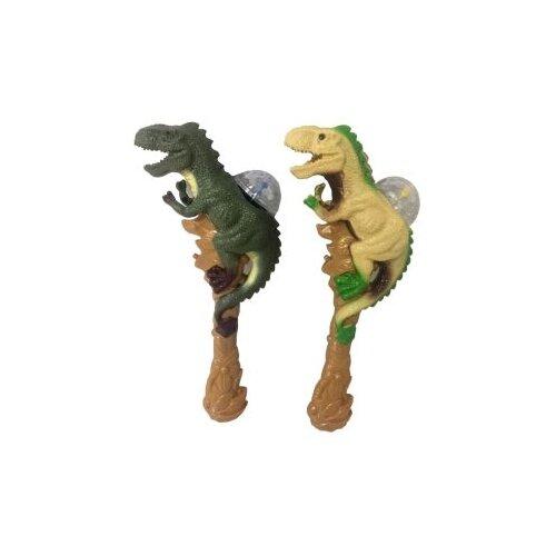 Купить Светящаяся палочка Динозавр, электронная пит. АА*3 не вх.в компл., Наша Игрушка SPL378057, Наша игрушка, Игровые наборы и фигурки