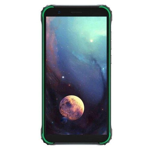 Смартфон Blackview BV4900, черный/зеленый смартфон blackview bv4900 черный оранжевый