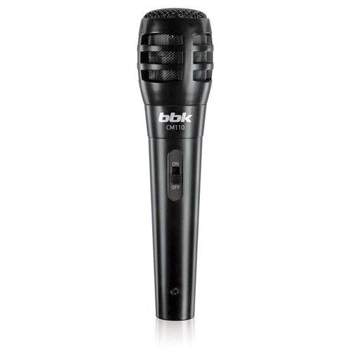 Микрофон BBK CM110, черный