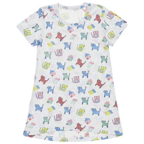 Купить Сорочка ALENA размер 134-140, молочный, Домашняя одежда