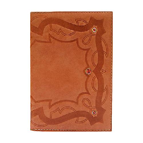 Бумажник водителя женский БС-9 цвета коралл Kniksen