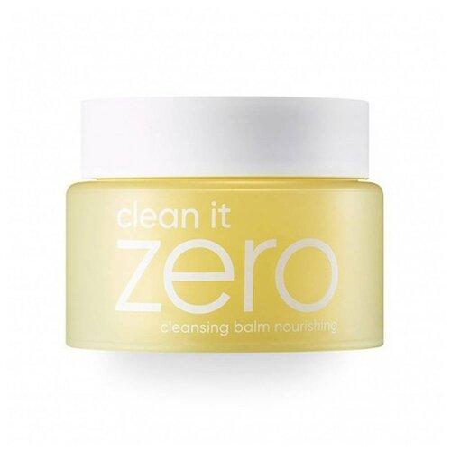 Banila Co. очищающий крем-щербет для сухой кожи Clean It Zero Nourishing, 100 мл dr brandt очищающий крем гель clean biotic 100 мл
