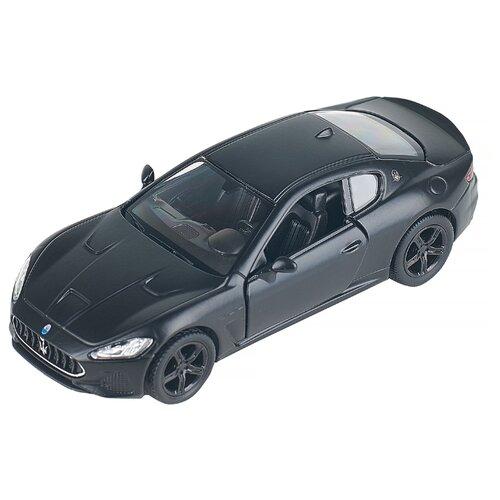Легковой автомобиль Autogrand Maserati Granturismo MC 2018 Imperial Black Edition 5 (74639) 1:32 черный