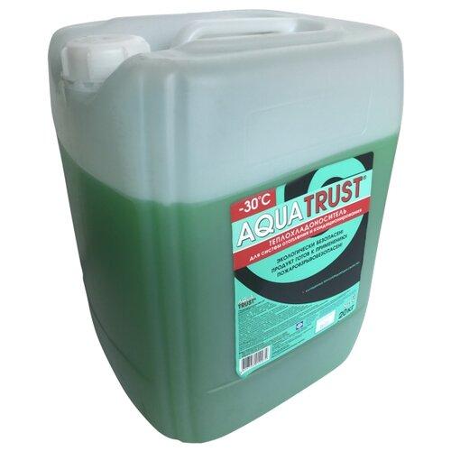 Теплоноситель пропиленгликоль Aquatrust -30 20 кг