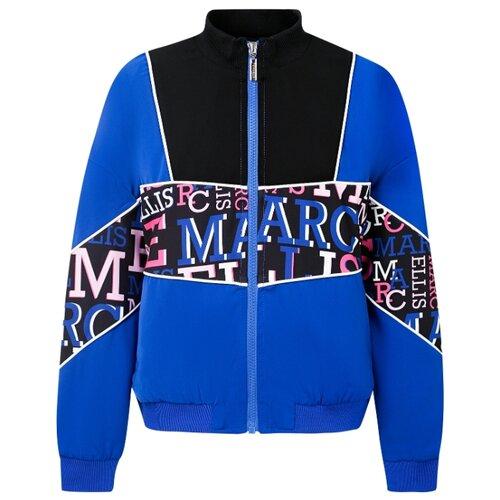 Бомбер Marc Ellis JMEJK614 размер 152, синий