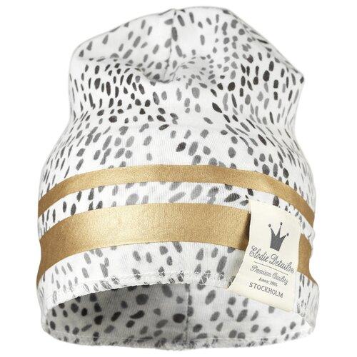 Шапка Elodie Details размер 6-12 мес, glided dots of fauna elodie details трикотажный нагрудник elodie details dots of fauna белый черный