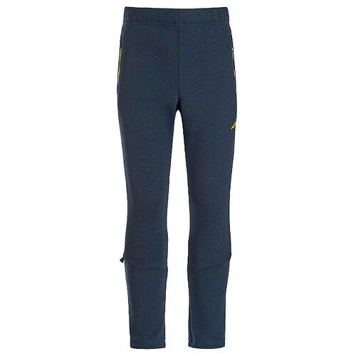 Купить Спортивные брюки Oldos размер 140, синий, Брюки