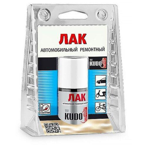 Автомобильный лак KUDO KU-70000 15 мл