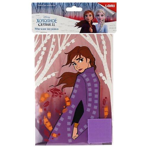 LORI Мозаика мягкая Disney Холодное сердце-2 Анна (Кэд-001)