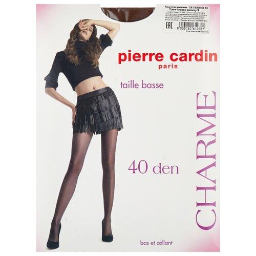 Колготки Pierre Cardin Charme 40 den, размер II-S, bronzo (коричневый)