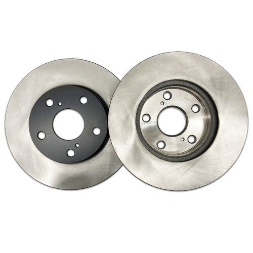 Комплект тормозных дисков передний NIBK RN1193 278x25 для Mazda 3 (2 шт.)