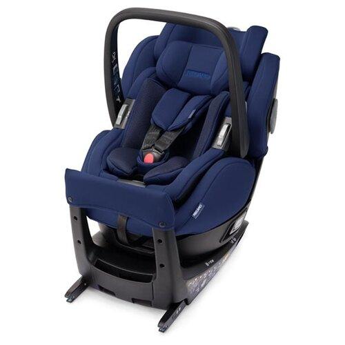 Автокресло-переноска группа 0/1 (до 18 кг) Recaro Salia Elite, Select Pacific Blue автокресло детское recaro salia select night black 0 1 от 0 мес до 4 лет черный