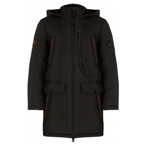 цена Куртка FiNN FLARE KA19-81001 размер 9-134, черный (200) онлайн в 2017 году