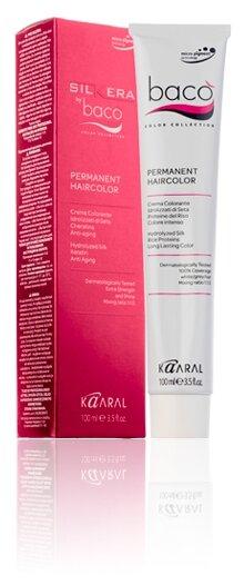 Kaaral SilKera Baco Color крем-краска для волос, 100 мл — купить по выгодной цене на Яндекс.Маркете