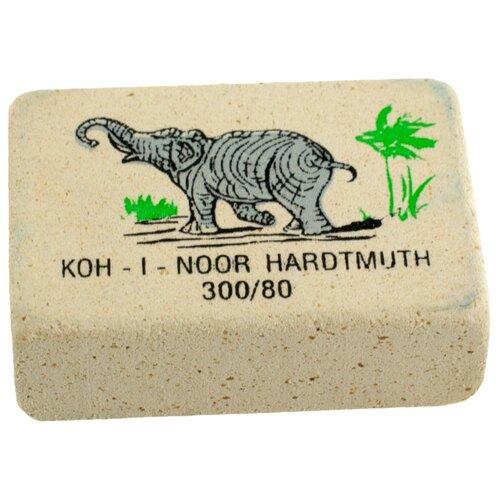 KOH-I-NOOR Ластик 300/80 белый koh i noor ластик 300 40