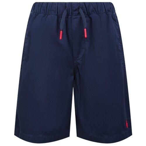 Купить Шорты Ralph Lauren размер 92, синий, Брюки и шорты
