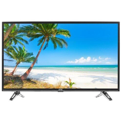 """Телевизор Artel UA32H1200 32"""" (2020) черный/серебристый Artel   фото"""