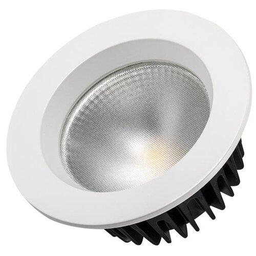 цена на Встраиваемый светильник Arlight LTD-105WH-FROST-9W Warm White 110deg