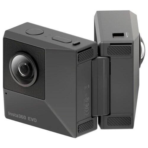 Экшн-камера Insta360 EVO черныйЭкшн-камеры<br>