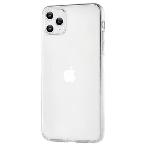 Фото - Чехол-накладка uBear Tone для Apple iPhone 11 Pro Max прозрачный чехол накладка ubear soft tone для apple iphone 6 iphone 6s прозрачный