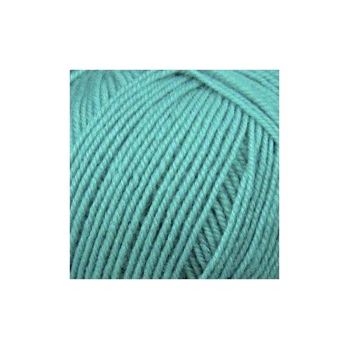 Купить Пряжа Пехорка Австралийский меринос , 400 метров, 5 мотков по 100 грамм, цвет: 581 светлый изумруд