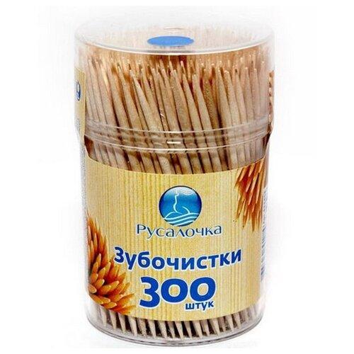 Русалочка зубочистки без вкуса, 300 шт.