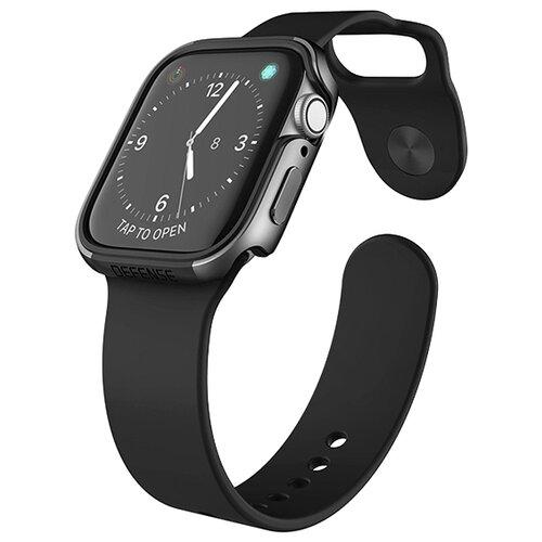Чехол X-Doria Defense Edge для Apple Watch 40 мм charcoal