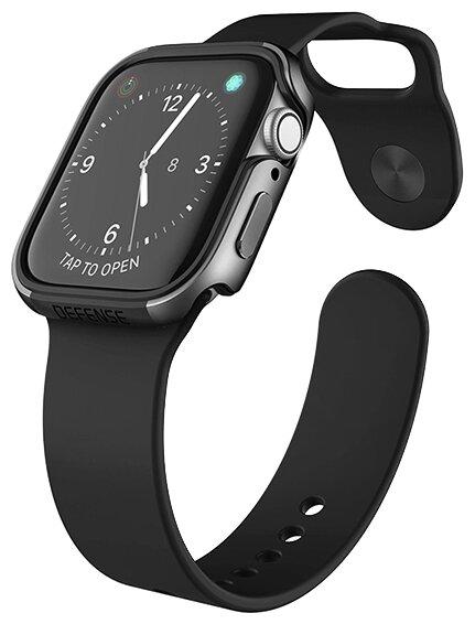 Чехол X-Doria Defense Edge для Apple Watch 40 мм