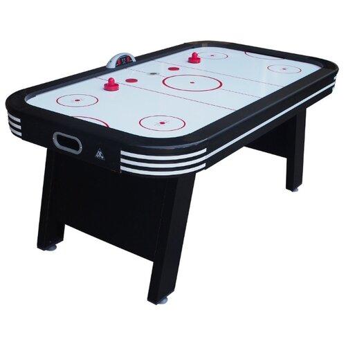 Фото - Игровой стол - аэрохоккей DFC VEGAS 6ft LED - шайба dfc игровой стол аэрохоккей dfc cobra