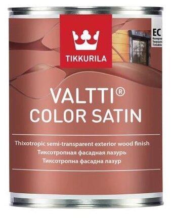 Водозащитная пропитка Tikkurila Valtti Color Satin