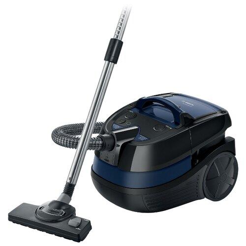 Фото - Пылесос Bosch BWD41700, черный пылесос bosch bwd41700 черный синий