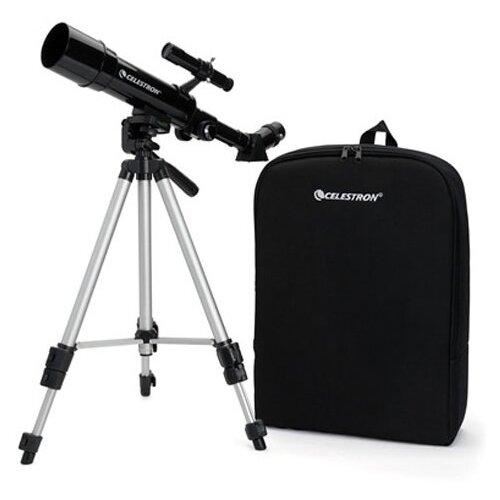 Телескоп Celestron Travel Scope 50 черный/серый