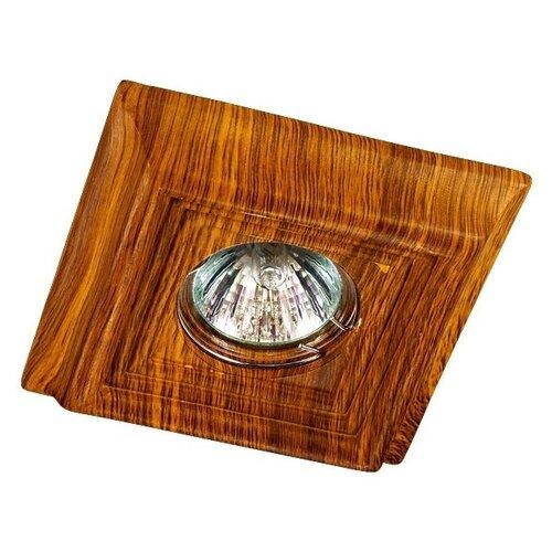 Встраиваемый светильник Novotech Pattern 370090 встраиваемый светильник novotech pattern 370324