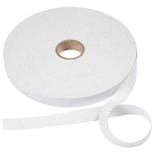 Prym Эластичная лента мягкая (955373), белый 2.5 см х 50 м prym эластичная лента мягкая 955351 белый 1 5 см х 10 м