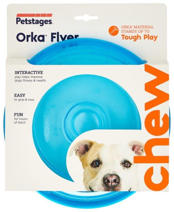 Фрисби для собак Petstages Orka (231REX)