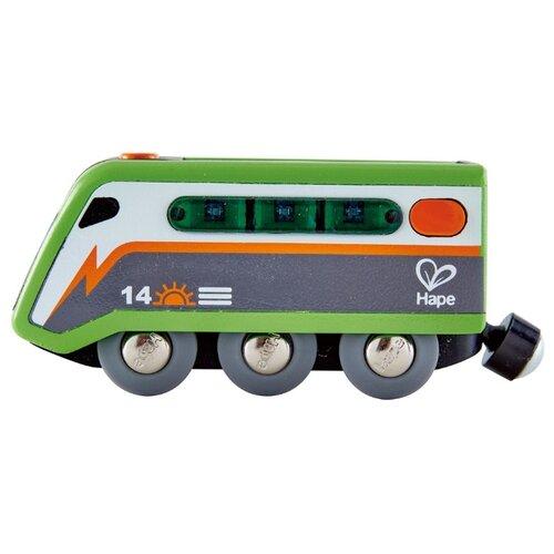 Купить Hape Локомотив на солнечных батарейках, E3760, Наборы, локомотивы, вагоны