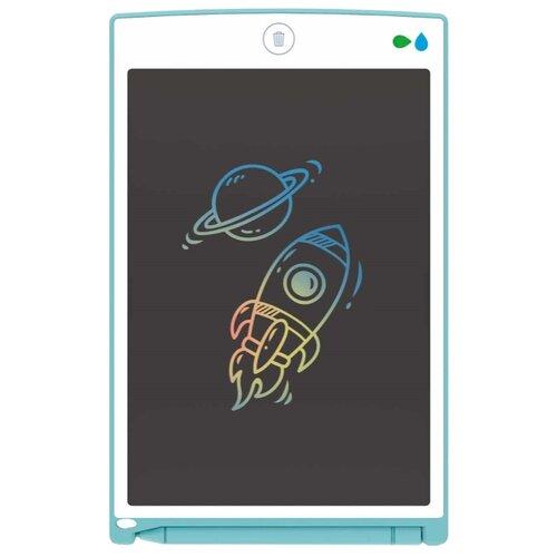 Планшет детский Назад К Истокам Pic-Pad Rainbow Color голубой