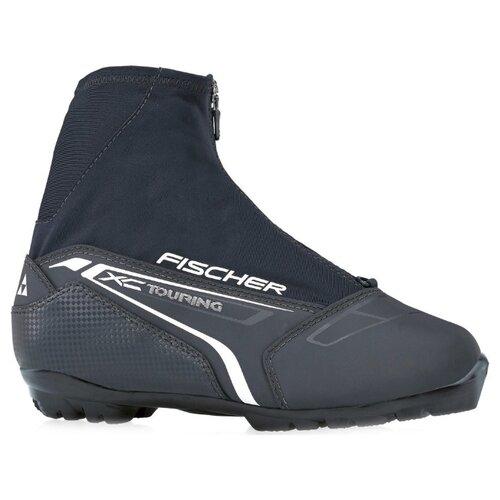 Ботинки для беговых лыж Fischer XC Touring черный 44