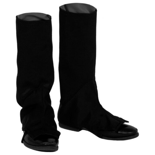 Купить Сапоги КарнавалOFF военные (5138), черный, размер 116-122, Карнавальные костюмы