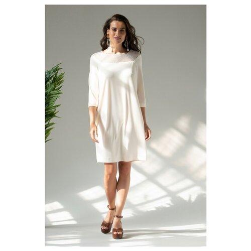 Платье Laete размер: L(48) кремовый платье concept club rely цвет красный 10200200342 размер l 48