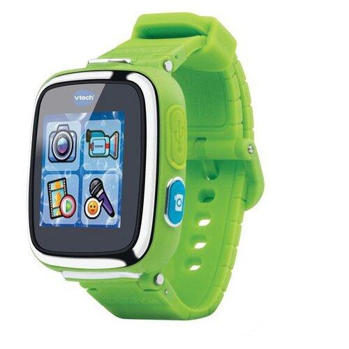 Часы VTech Kidizoom Smartwatch DX green vtech kidizoom smartwatch dx камуфляж