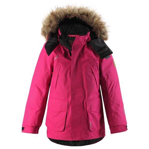 Куртка Reima Reimatec Serkku 531354 размер 146, 4650 розовый пуховик reima serkku 531354 размер 158 6980