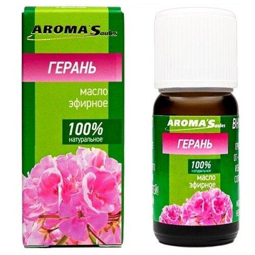 AROMA'Saules эфирное масло Герань, 10 мл