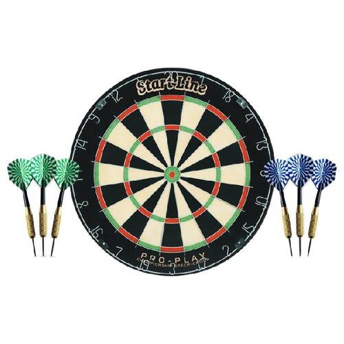Игровой набор Start Line Pro-Play черный 6 шт.